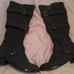 JustFab Knee Boots